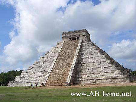 Chitzen Itza Yucatan