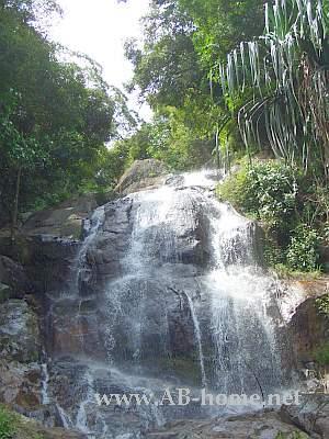 Nam Tok Na Muang Waterfall
