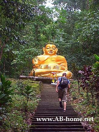 Buddha at Ranong