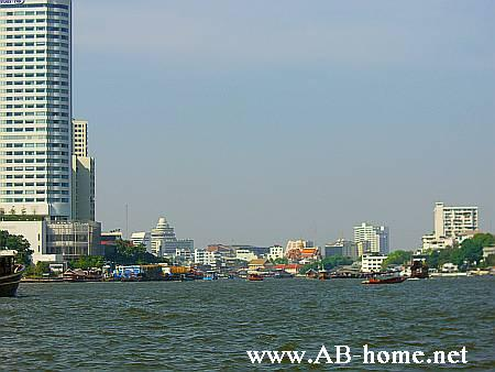 The Skyline from Bangkok