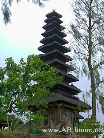 Tempel on Bali