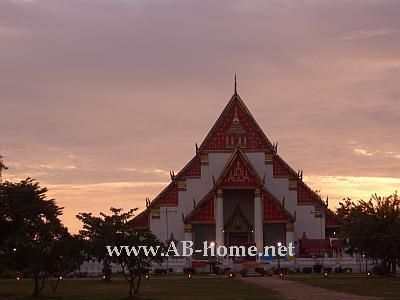 Wat Phra Ram at Ayathaya
