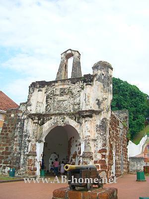 A historical Ruin