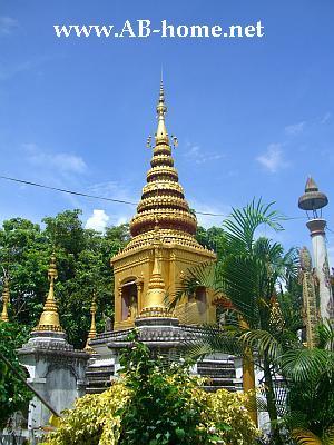 Wat Klang at Pai