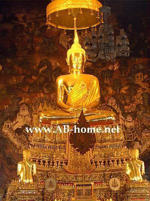 Wat Pho, BKK