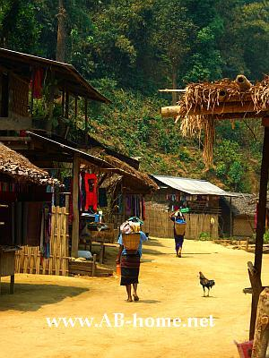 Ban Nai Sai Village