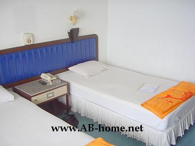 Room at Thai Hotel