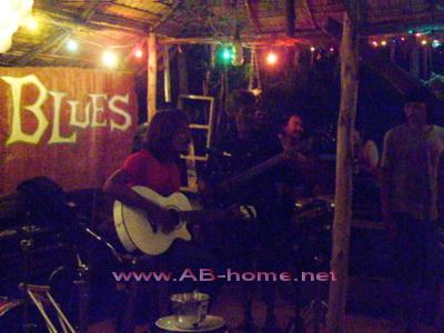 Live Music Stone Free