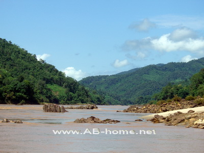 The Mekong in Asia