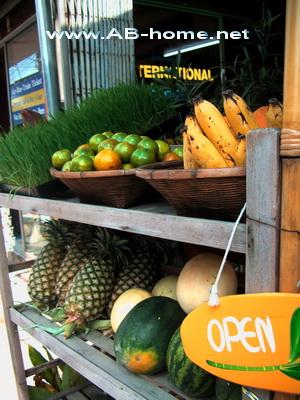 Fresh Fruits at Dada Restaurant