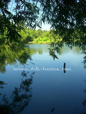 The Lake at Huay Tueng Tao