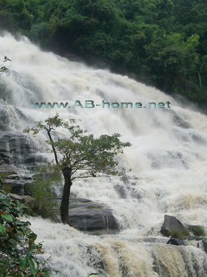 MaeYa Waterfall, Doi Inthanon