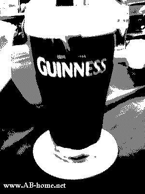 A Pint Guinness @ O'Malleys Irish Pub