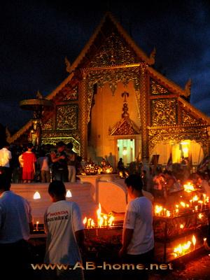 Wat Phrasingh, Chiang Mai