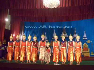 Cultural Performance in Luang Prabang