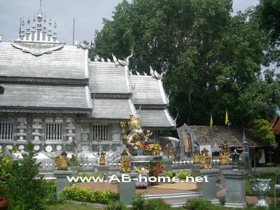 Wat Srisuphan in Chiang Mai