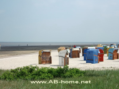 Beach Chairs in Dangast