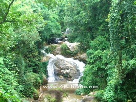 Nam Tok Mae Sa